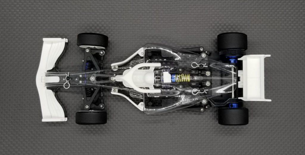 GLF-1 : la nouvelle F1 de GL Racing