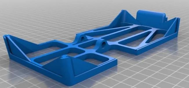 impression 3D caravane Mini-Z
