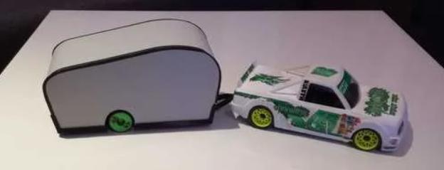 Caravane Mini-Z